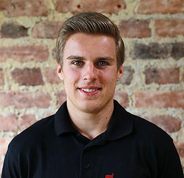 Moritz Sträßer – Auszubildender